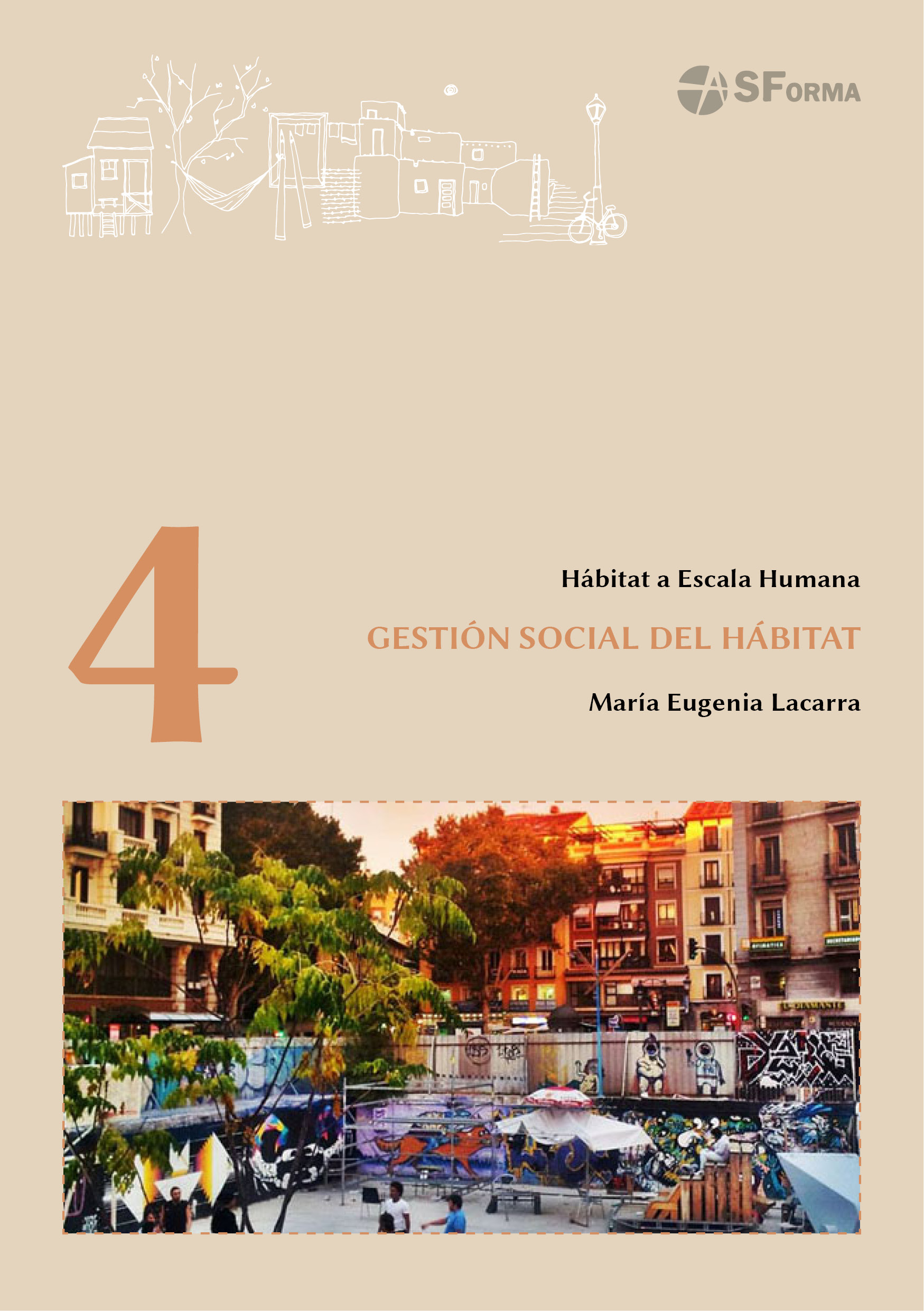 Portada M4 Gestión social del hábitat